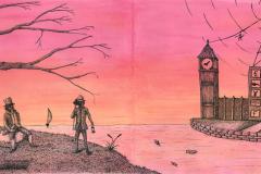 Album cover by Gethin Thomas Jones - gethinthom@gmail.com